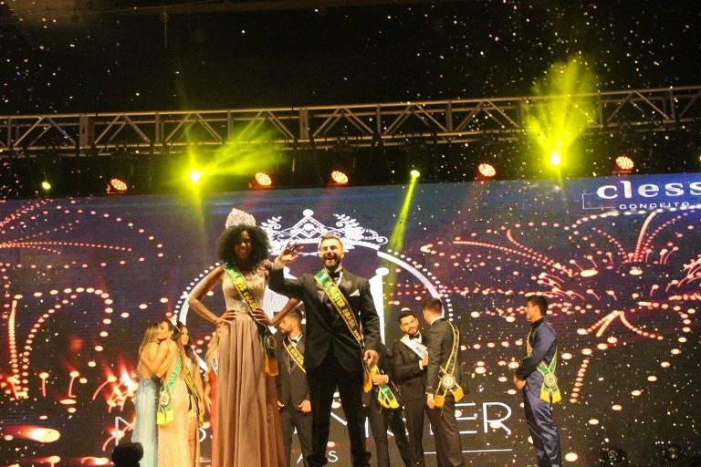 Adryelhe Peixoto e Gabriel Ximenez são eleitos Miss e Mister Brasil 2018