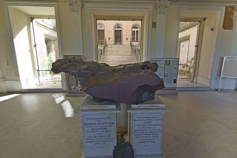 meteorito museu nacional