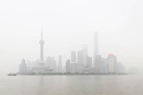Projeto Hipercidades - Xangai Shangai, China Foto: Tuca Vieira / Folhapress EXCLUSIVO FOLHA