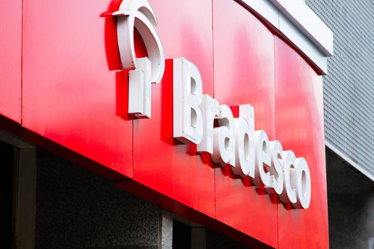 Lucro do Bradesco na comparação anual tem terceira queda consecutiva