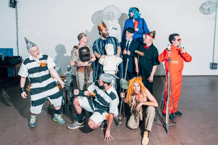 Banda Karnak apresenta 'Nikodemus'