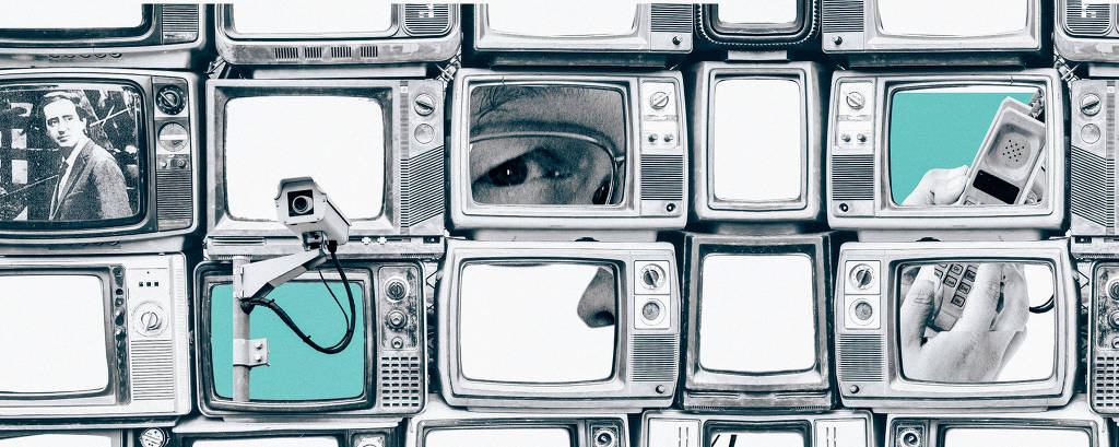 televisores e olavo