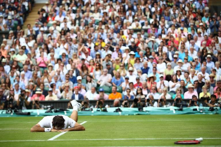 Lesões na elite do tênis