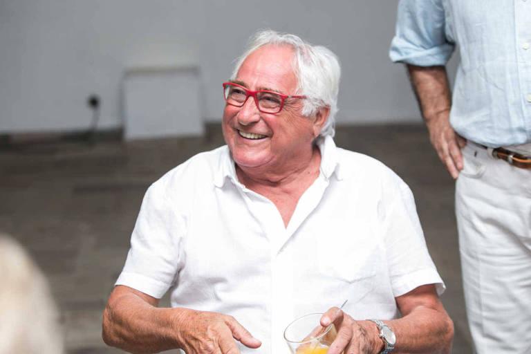 O ator Luis Gustavo