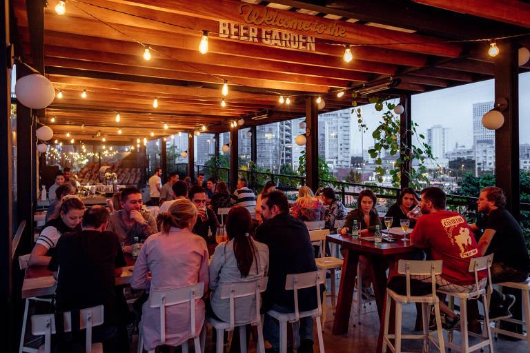 Bares e restaurantes para as confraternizações de fim de ano