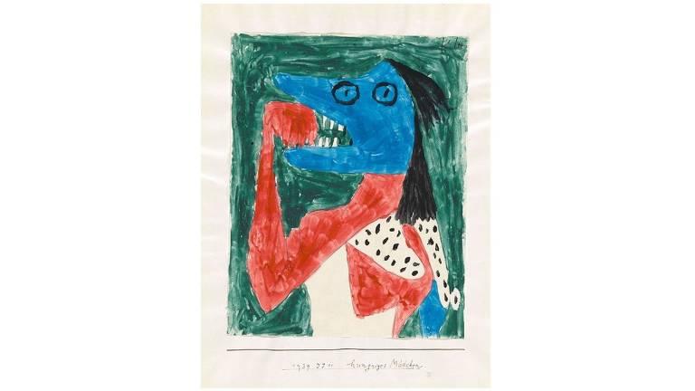 Paul Klee, uma Viagem ao Brasil