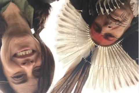 Fernanda Torres e Evandro Mesquita