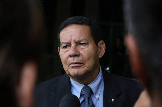 HAMILTON MOURÃO/ VICE PRESIDENTE / EQUIPE DE TRANSIÇÃO