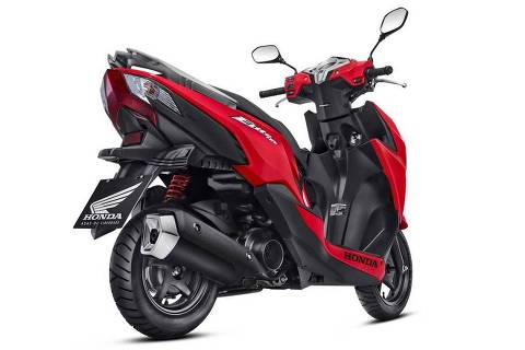 Honda lança scooter 125 Elite, produzido em Manaus