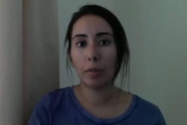 Latifa Maktoum disse que queria escapar das restrições impostas por sua família