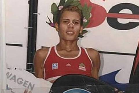 Vice-campeã da São Silvestre 2002, Adriana de Souza  Credito  Divulgacao