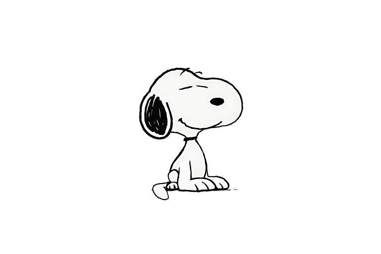 Snoopy é o cachorro de estimação de Charlie Brown, um cão da raça beagle um tanto quanto exibido e criativo. Ele tem inúmeros alter egos
