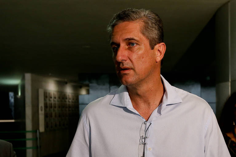 O ex-deputado federal Rogério Rosso (PSD), diretor de Negócios Internacionais da União Química