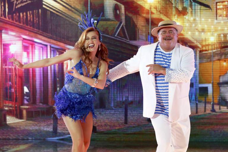 Leo Jaime é o novo campeão da 'Dança dos Famosos'