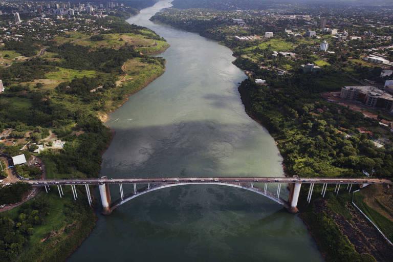 Itaipu deverá pagar quase R$ 1 bi por pontes em Mato Grosso do Sul e no Paraná