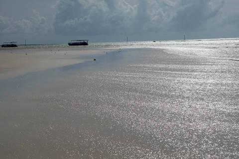 PARIPUEIRA, ALAGOAS -   Praias em Paripueira, município de Alagoano.  (Foto:Roberto de Oliveira/Folhapress, TURISMO)