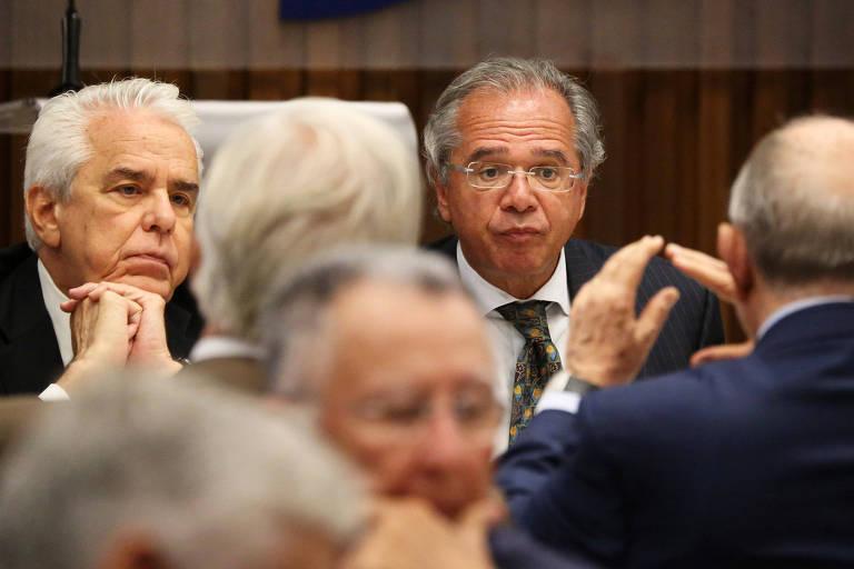 Economista Paulo Guedes, futuro ministro do governo Bolsonaro