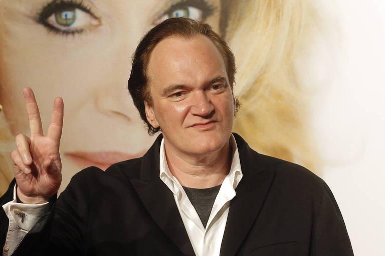 Quentin Tarantino no Lumiere Festival em Lyon