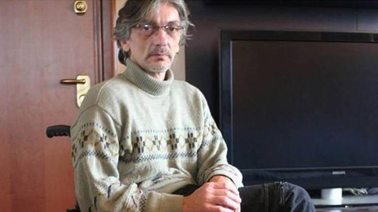 Alberto Torregiani, vítima de atentado que o deixou paraplégico e matou seu pai