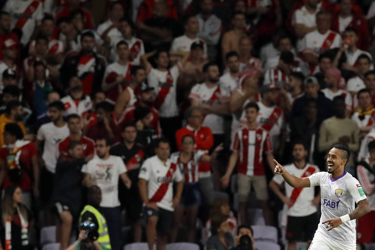 Al Ain vence o River Plate na semifinal do Mundial de Clubes
