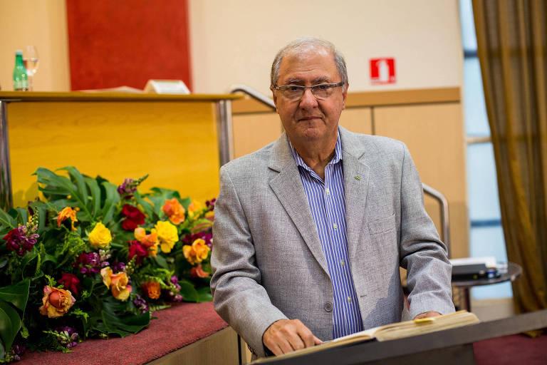 O pecuarista e presidente do sindicato rural de Montes Claros, Ricardo Laughton