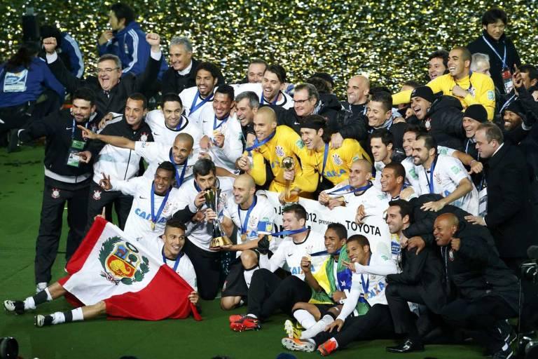 Campeões do Mundial de Clubes da Fifa