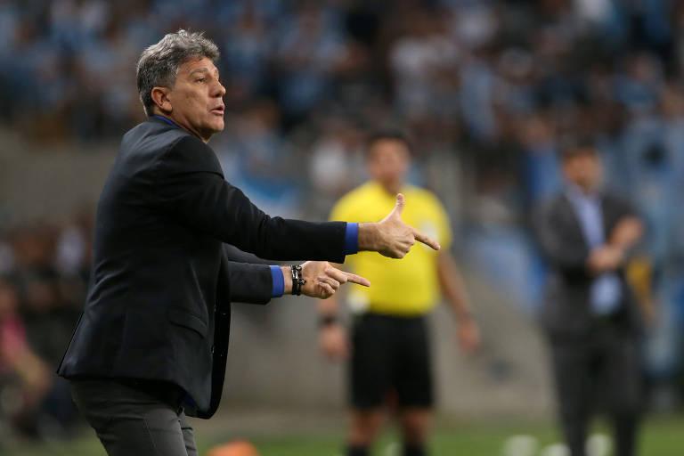 Técnicos das equipes que disputarão a Série A do Brasileiro-2019