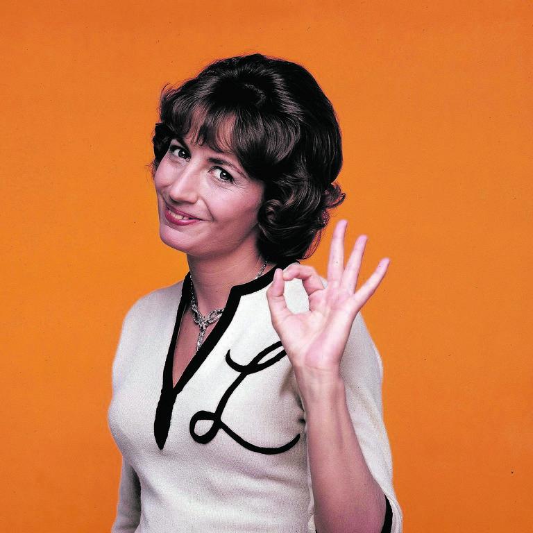 Penny Marshall como atriz na série 'Laverne & Shirley', que se tornou grande sucesso nos EUA