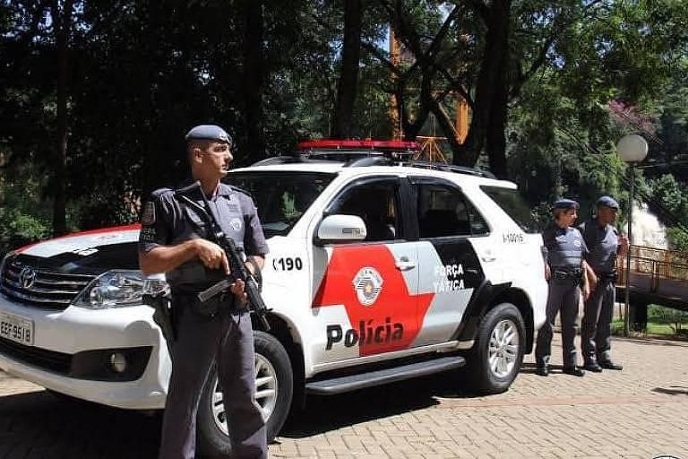 Polícia Militar de SP