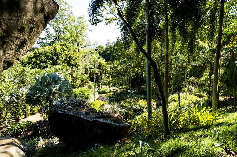 Sítio Burle Marx se torna patrimônio mundial da Unesco por sua paisagem