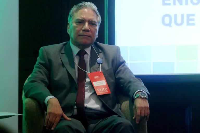 O secretário especial do esporte do governo Bolsonaro, Marco Aurélio Vieira