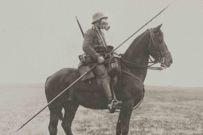 Como a Primeira Guerra Mundial subsiste nos combates do século 21