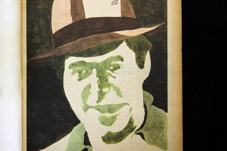 Periódicos da coleção do empresário Jorge Yunes