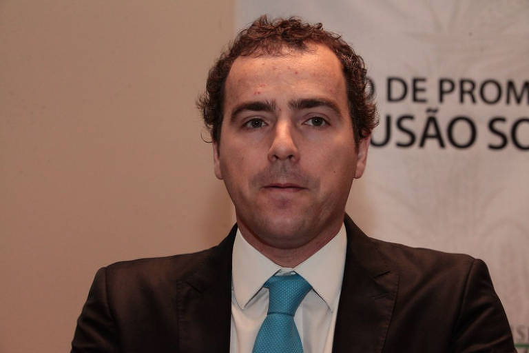 Eduardo Bim, presidente do Ibama