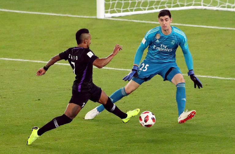 Real Madrid x Al Ain - Final do Mundial de Clubes