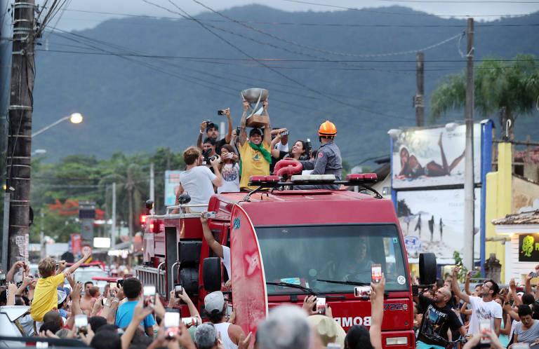 Percalços não estragam festa de Medina em São Sebastião