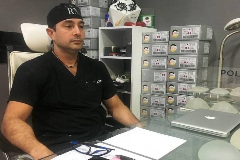 O cirurgião plástico Ramón Maríns diz que a alta de pacientes estrangeiros é o que mantém a cirurgia plástica venezuelana funcionando