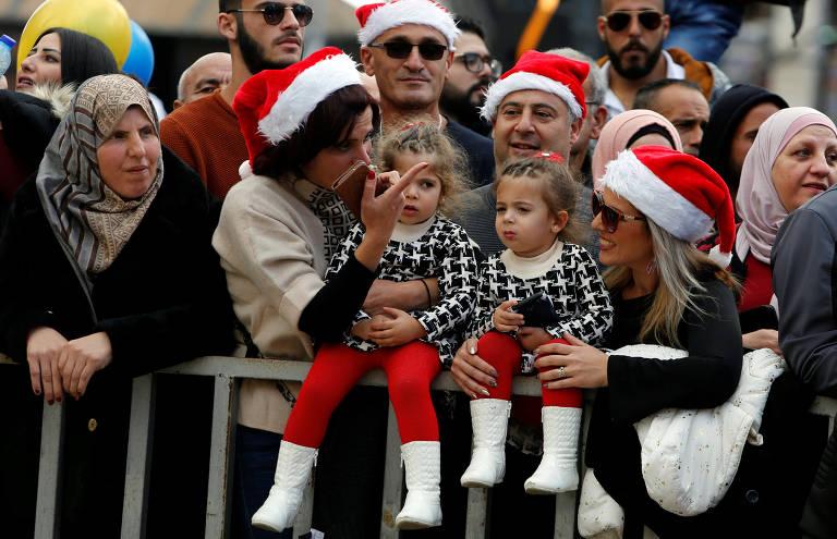Natal na Terra Santa