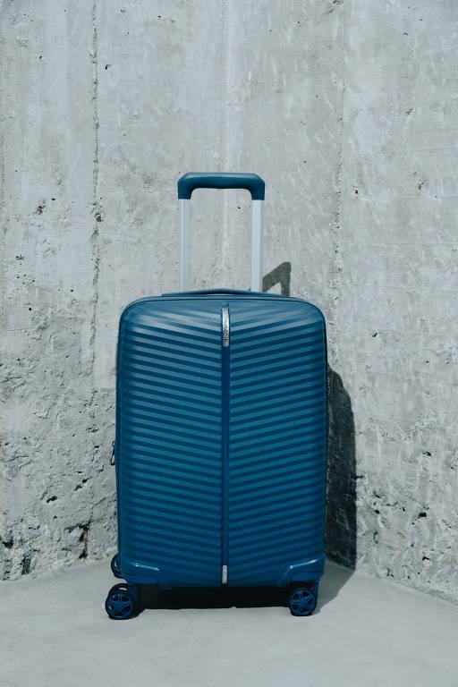 Oito malas de mão para viajar