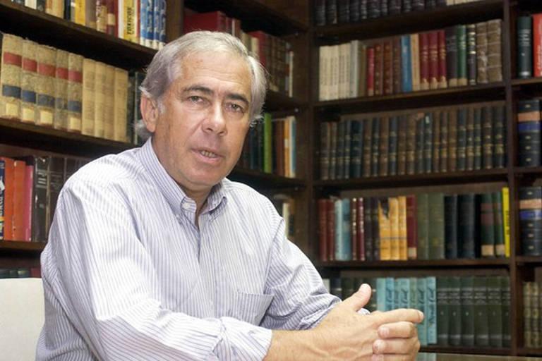 O advogado e ex-deputado Sigmaringa Seixas