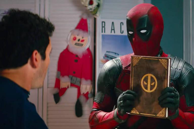 Cena de 'Era uma Vez um Deadpool'