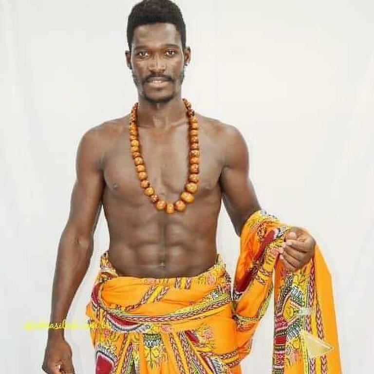 Vensam Iala, tem 29 anos, é da Guiné Bissau