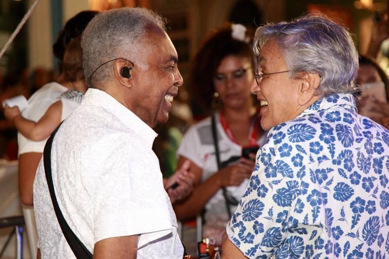 50 anos da prisão de Caetano e Gil