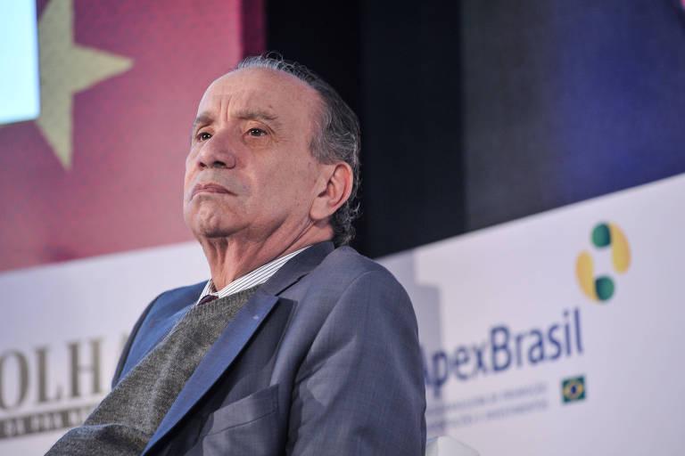 Chanceler Aloysio Nunes não vai ao tradicional coquetel de posse feito pelo Itamaraty