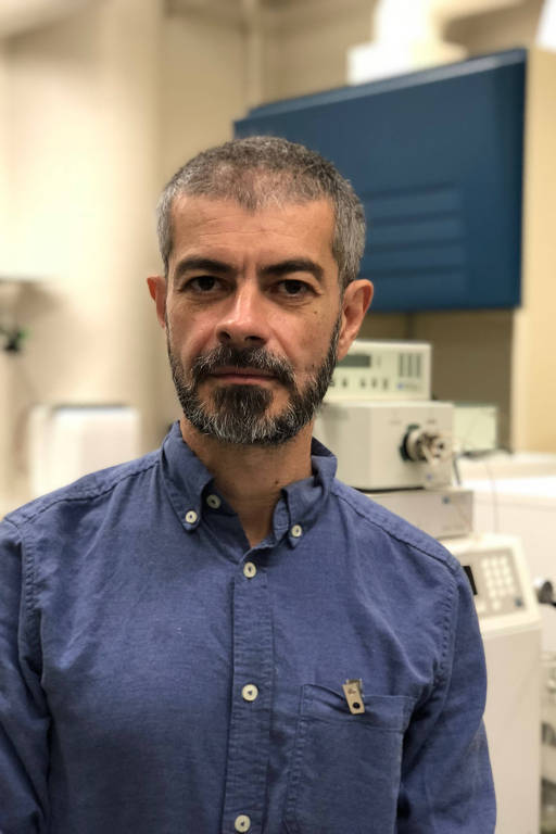 Ivan de Araujo, neurocientista brasileiro que trabalha em Mount Sinai.