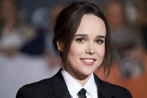 Celebridades 14.03.2016 - Atriz Ellen Page, que estrela a série