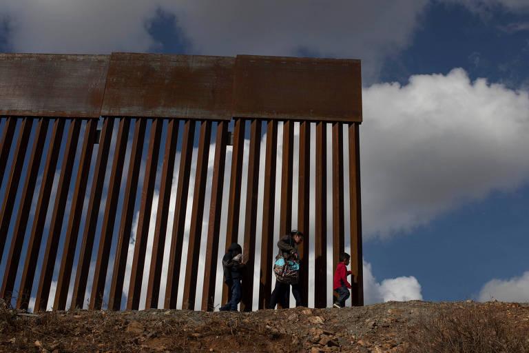 Trump já construiu um muro para barrar estrangeiros