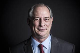 Ciro Gomes, candidato à Presidência pelo PDT
