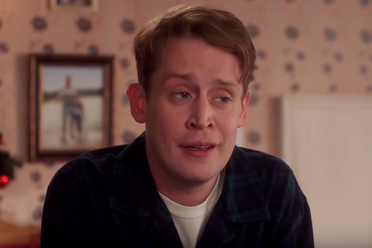 Macaulay Culkin revive 'Esqueceram de Mim' em campanha de Natal do Google