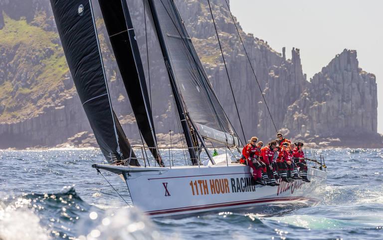 Equipe 100% feminina desafia preconceito e o mar em prova de vela oceânica